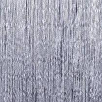 Шторы нити Однотонные, 3х2,85 м Серый