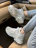 Женские кроссовки ASH White, фото 4