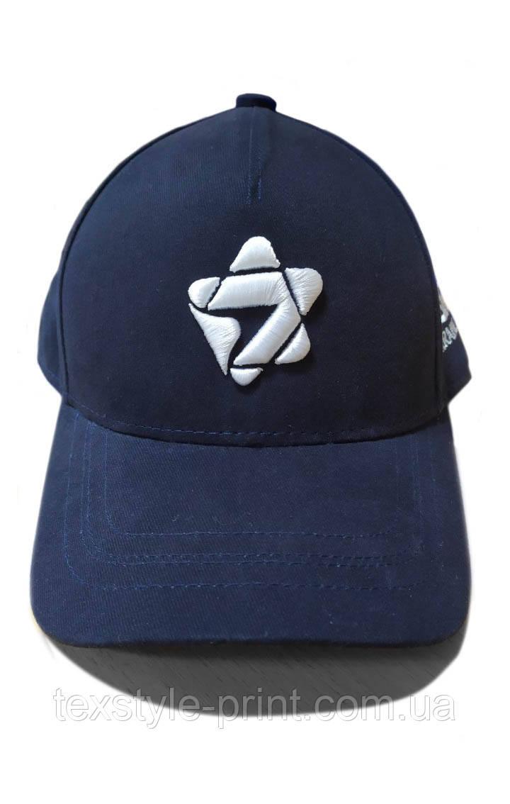 Машинная вышивка на бейсболках, кепках