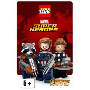Конструктори LEGO Marvel Super Heroes