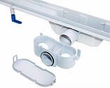 Линейный трап Q-tap Dry FB304-800 с сухим затвором 800 мм (SD00034833_, фото 2