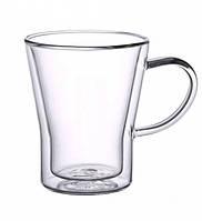 Набір чашок з подвійними стінками Con Brio СВ-8528-2 2*280мл