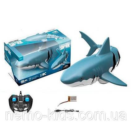 Акула на радиоуправлении, размер 34 см