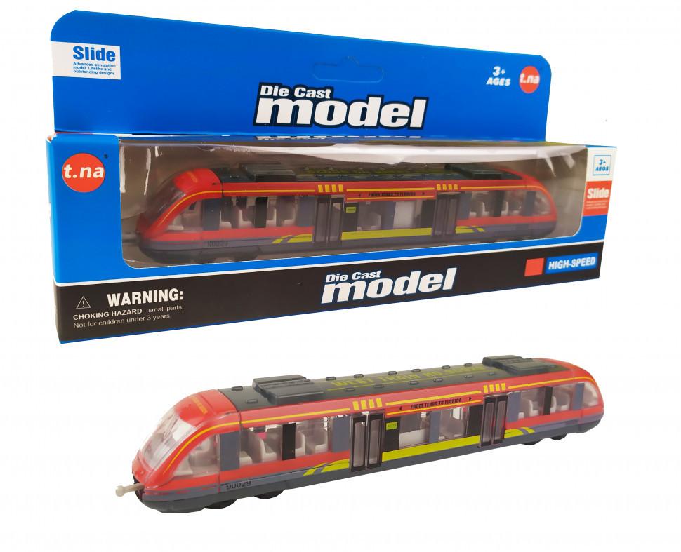 Поїзд TN-1090 ( TN-1090(Red) Червоний)
