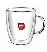 Набір чашок з подвійними стінками Con Brio СВ-8435-2 2*350мл