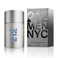 Carolina Herrera 212 Men NYC, мужская туалетная вода, edt 50 мл