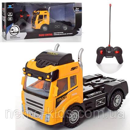 Трейлер на радиоуправлении, машинка, авто, грузовик