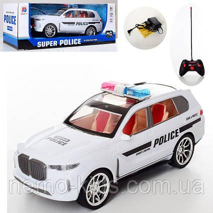 Полицейская машина, полиция на радиоуправлении
