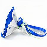 Букет из игрушек Мишки 5 синий 5290IT, фото 3