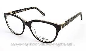 Пластикова оправа для окулярів Bellessa 7520 Чорний