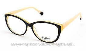 Пластикова оправа для окулярів Bellessa 7518 Жовтий