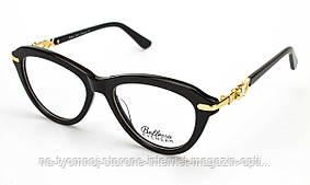 Пластикова оправа для окулярів Bellessa 71525 Чорний