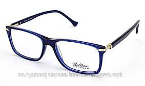Пластикова оправа для окулярів Bellessa 7892 Синій