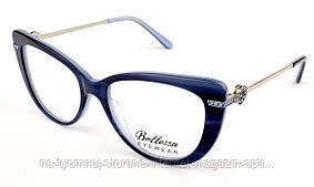Пластикова оправа для окулярів Bellessa 110367