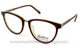 Пластикова оправа для окулярів Bellessa 110352