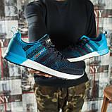 Кросівки чоловічі 10091, BaaS Design, темно-сині, [ 44 ] р. 44-28,4 див., фото 6