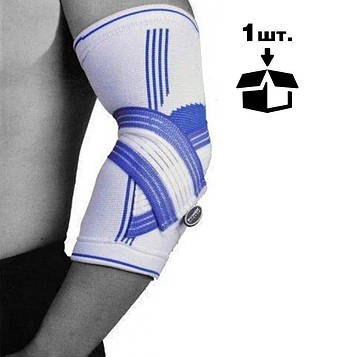 Налокотник Power System Elbow Support Pro PS-6007 S/M Blue/White (AS)
