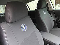 Чехлы в салон для VW Golf 6 с 2008-12 г (модельные) (EMC-Elegant)