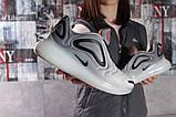 Кросівки жіночі 16134, Nike Air 720, сірі, [ 38 39 40 41 ] р. 38-24,5 див., фото 6
