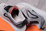 Кросівки жіночі 16134, Nike Air 720, сірі, [ 38 39 40 41 ] р. 38-24,5 див., фото 8