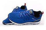 Кросівки чоловічі 10364, BaaS Ploa Running, сині, [ 43 ] р. 43-27,5 див., фото 8