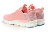 Кросівки жіночі 10425, BaaS Ploa, рожеві, [ 36 37 38 39 40 41 ] р. 36-22,8 див., фото 9
