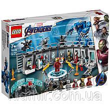 Конструктор LEGO Marvel Super Heroes 76125 Лабораторія Залізної Людини