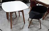 Стол TM-34 белый 80x80 см (бесплатная доставка), фото 2