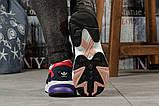 Кроссовки женские 16745, Adidas Falcon, белые [ 36 37 38 41 ] р.(36-23,0см), фото 8