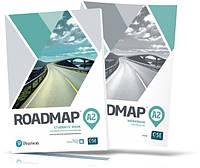Roadmap A2, Student's Book + Workbook / Учебник + Тетрадь английского языка