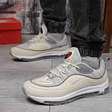 Кросівки чоловічі 12675, Nike Aimax Supreme, бежеві, [ 41 43 45 ] р. 45-28,8 див., фото 3