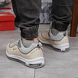 Кросівки чоловічі 12675, Nike Aimax Supreme, бежеві, [ 41 43 45 ] р. 45-28,8 див., фото 4
