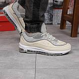 Кросівки чоловічі 12675, Nike Aimax Supreme, бежеві, [ 41 43 45 ] р. 45-28,8 див., фото 6