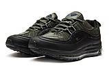 Кросівки чоловічі 12676, Nike Aimax Supreme, хакі, [ 41 42 45 ] р. 41-26,0 див., фото 7
