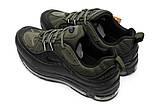 Кросівки чоловічі 12676, Nike Aimax Supreme, хакі, [ 41 42 45 ] р. 41-26,0 див., фото 8
