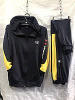 Спортивний костюм чоловічий норма двунітка весна, фото 1