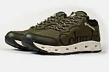 Кросівки чоловічі 16803, Columbia Sportwear, хакі, [ 41 42 43 44 ] р. 41-26,5 див., фото 7