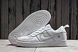 Кросівки чоловічі 17741, Nike Air, білі, [ 44 45 ] р. 45-28,0 див., фото 2