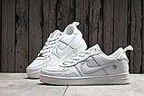 Кросівки чоловічі 17741, Nike Air, білі, [ 44 45 ] р. 45-28,0 див., фото 4