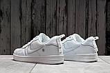 Кросівки чоловічі 17741, Nike Air, білі, [ 44 45 ] р. 45-28,0 див., фото 5