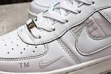 Кросівки чоловічі 17741, Nike Air, білі, [ 44 45 ] р. 45-28,0 див., фото 6