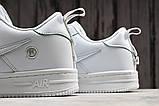 Кросівки чоловічі 17741, Nike Air, білі, [ 44 45 ] р. 45-28,0 див., фото 8