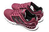 Кросівки жіночі 13095, Adidas Climacool, бордові, [ 36 ] р. 36-22,2 див., фото 8