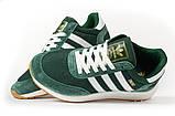 Кросівки чоловічі 16868, Adidas Iniki, зелені, [ 46 ] р. 46-29,0 див., фото 8