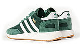 Кросівки чоловічі 16868, Adidas Iniki, зелені, [ 46 ] р. 46-29,0 див., фото 9