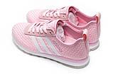 Кроссовки женские 13416, Adidas Lite, розовые [ 41 ] р.(41-25,6см), фото 8