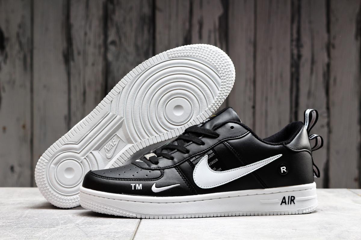 Кроссовки мужские 17745, Nike Air, черные [ 44 ] р.(44-27,5см)