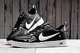 Кроссовки мужские 17745, Nike Air, черные [ 44 ] р.(44-27,5см), фото 3