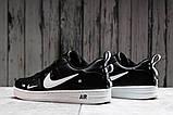 Кроссовки мужские 17745, Nike Air, черные [ 44 ] р.(44-27,5см), фото 4