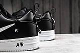 Кроссовки мужские 17745, Nike Air, черные [ 44 ] р.(44-27,5см), фото 7